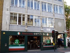 Picture of Italiano Coffee Company, W1T 4LU