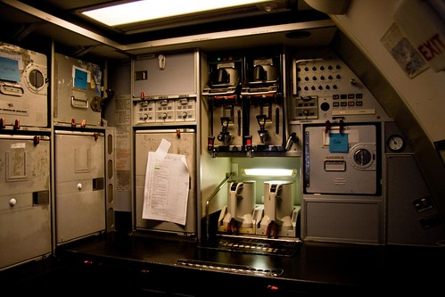 Galley Workspace