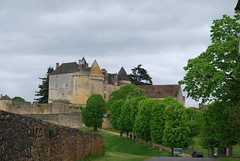 Chateau de Fnelon (Christine Triadou) Tags: campagne marronnier saintemondane betterthangood vacancesendordogneavril2009 chateaudefnelon