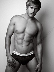 shirtless hunk Adam Phebus (SHIRTLESS HUNKS) Tags: shirtless hot sexy men model hunk mann homme dudu homens pelado tesao adamphebus