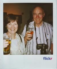 Mum & Dad at Flickr Turns 5.25