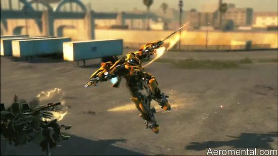 juego Transformers 2 Bumblebee