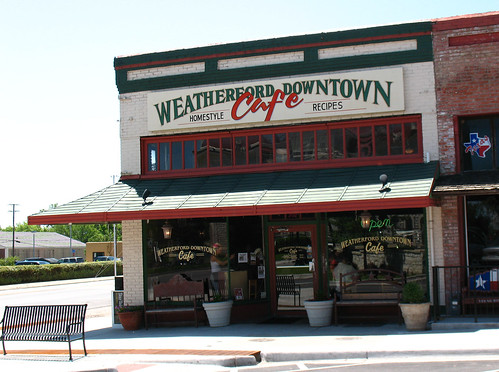 Weatherford Downtown Cafe