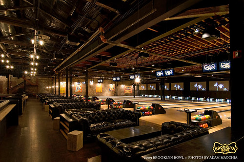 Brooklyn Bowl Lounge and Lanes