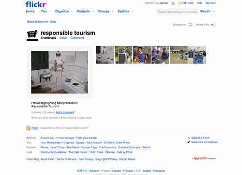 #rtweek2009 Responsible Tourism in Ecuador on Flickr