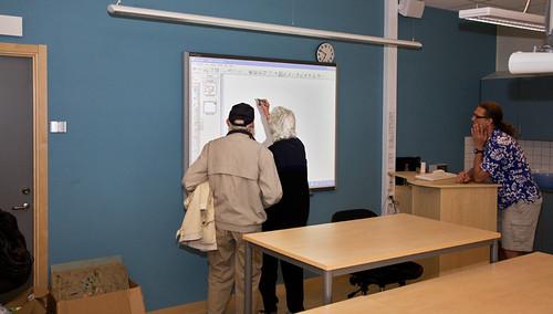 Forshaga Lärcenter invigning
