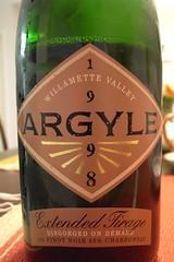 1998 Argyle Extended Tirage Brut