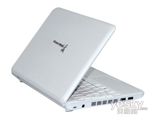 Chine Great Wall Computer, A58, Netbook
