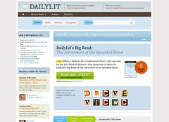Read books online by daily email and RSS feed_1243552028595