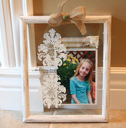 Clear Glass Frame