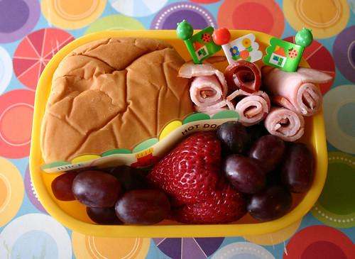 Preschool Bento #189: June 2, 2009