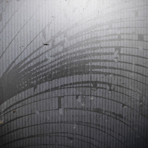 Silver Rainbonic Scratches
