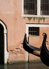 gondola abstract