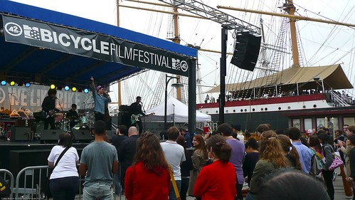 06.17 the Teenagers @ South Street Seaport (1)