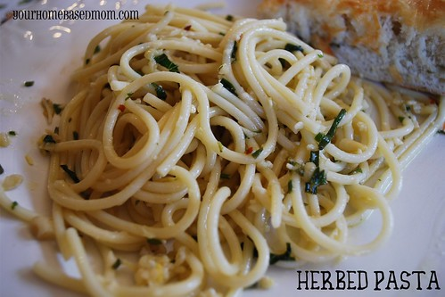 herbed pasta - Page 323