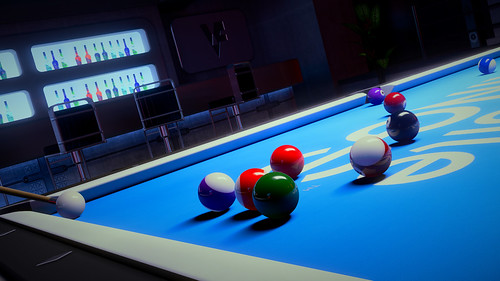 The King Of Pool Games At E PlayStationBlogEurope - King of pool table