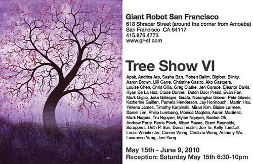 Tree Show VI