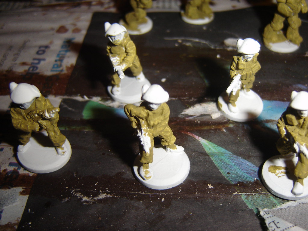 Scouts - Base Coat