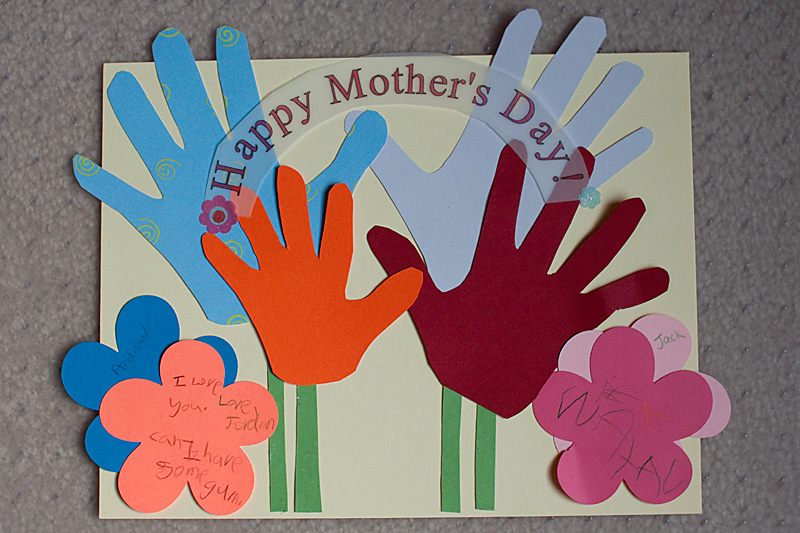 Mother's Day cards for Grandmas