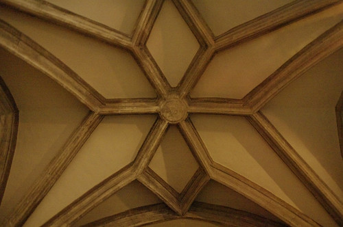 Stefan's dome ceiling (detail)
