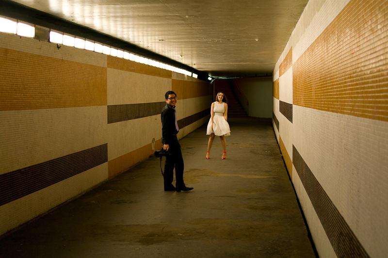 Backstage -  Themapic - Sous la jupe des filles - Marilyn