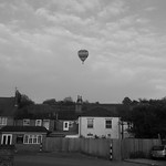small town hot  air balloon  british thumbnail