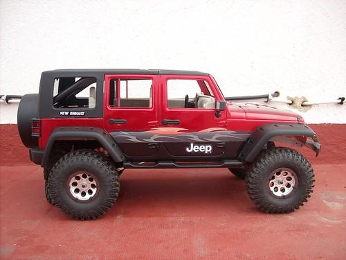 Jeep JK Blue HEMI 4635364472_f7b75aaed1