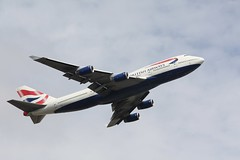 British Airways B747 G-CIVY, 1 (sohvimus) Tags: london airplane heathrow aircraft airplanes aeroplane boeing britishairways boeing747 747 jumbojet aeroplanes lhr hatton b747 lontoo vliegtuig oneworld boeing747400 tw14 londonheathrow egll speedbird lentokone gcivy boeing747436