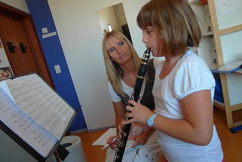 Ecole de musique - Cours de Clarinette