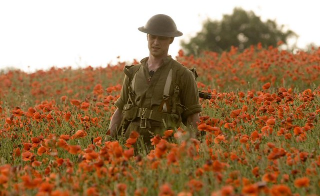 Atonement-field soldier-James McAvoy by Positively Puzzled