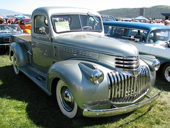 1941 Chevrolet  Ton Pickup '5J35873' 1 (Jack Snell - USA) Tags: show old school wallpap