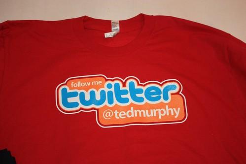 Ted Murphy Custom Twitter Shirt