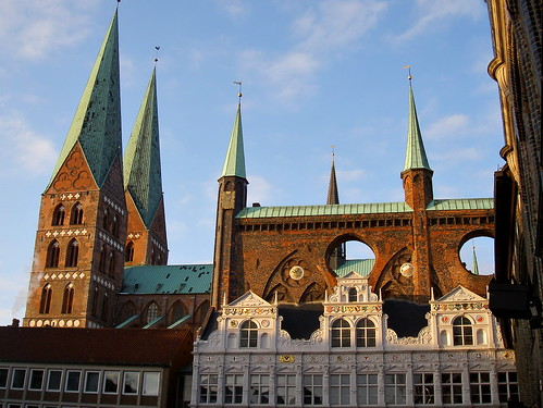 03.2006 Lubeck, Town Hall