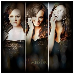 Leighton Meester (MaybeSomedayLove) Tags: girl photoshoot waldorf blair leighton gossip meester