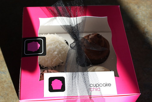 Box 'O Cupcakes from Cupcake Chic (Spingville, UT)
