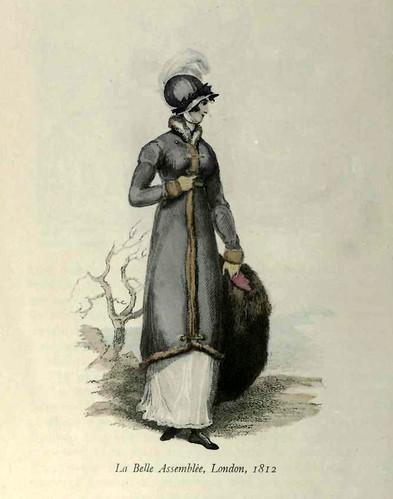 16- Moda principios del XIX