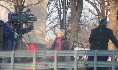 Andrea Mitchell by you.