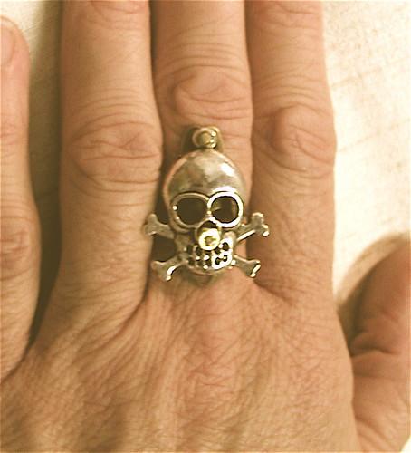 Steampunk Pirate Ring
