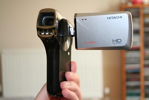 Hitachi DZ-HV565E