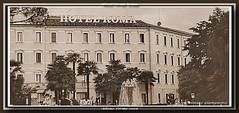 Hotel Terme Roma...Abano Terme (FIORASO GIAMPIETRO ITALY....) Tags: travel italy europe hotels viaggio vacanza padova terme veneto collieuganei abanoterme fioraso termeeuganee fiorasogiampietro
