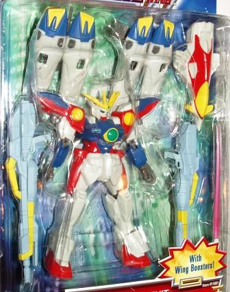 MS Wing Gundam Zero yellow carded a by you.