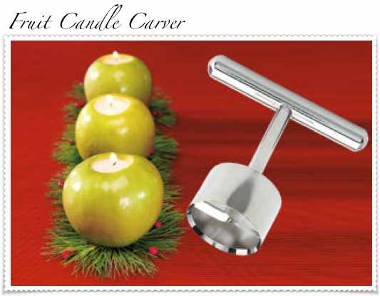 Candle Corer