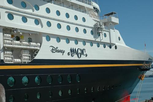 Disney Cruise - Terminal 35