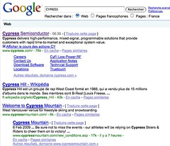 CYPRESS - Recherche Google