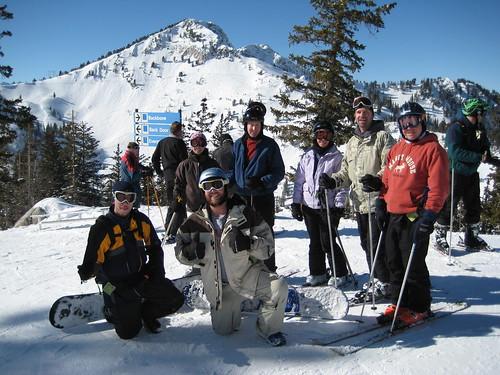 Feb Ski Day 07