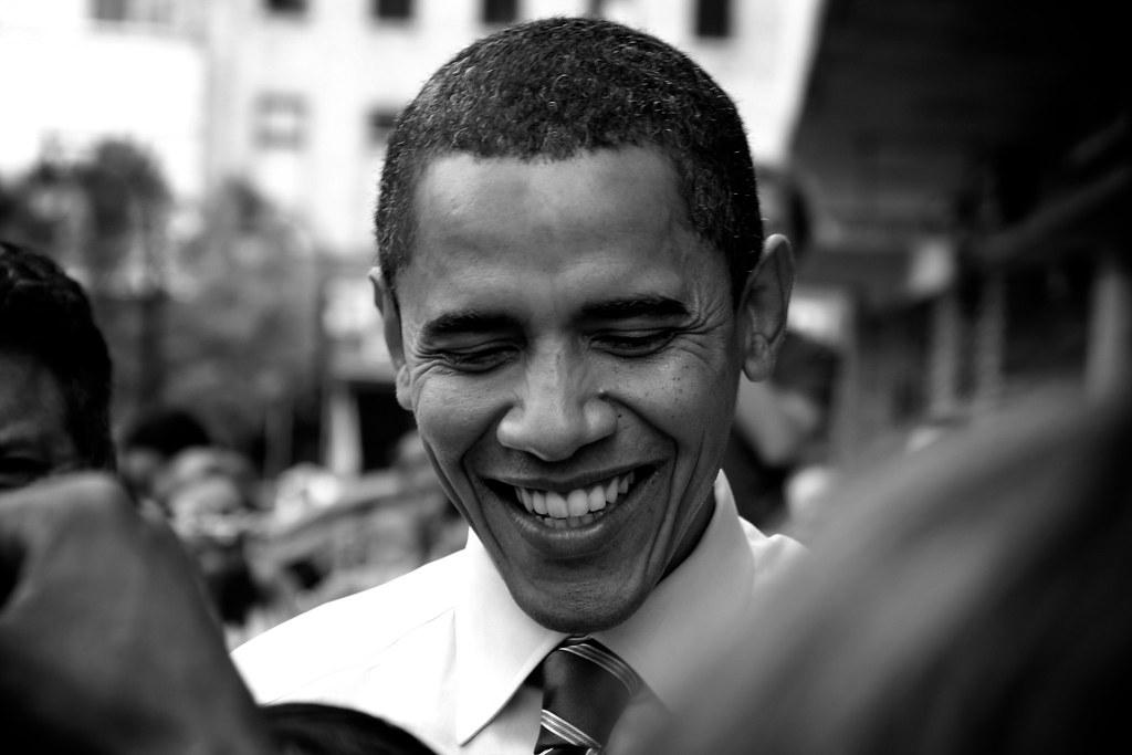Barack obama joker smile mark branly tags president portrait tie barry 44 obama
