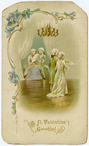 013-Saludos de San Valentin 1903
