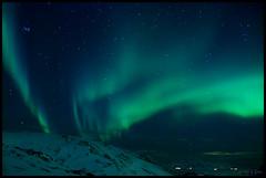 Aurora Borealis (Jan Hugo Andersen) Tags: norway night norge nikon aurora d200 natt tromso tromsø 18200mm bolearis fotokameratene