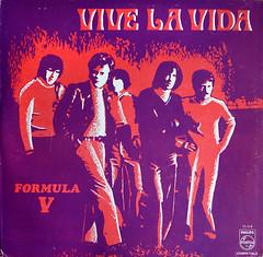 Vive la vida - LP Edición venezolana - Por cortesía de nuestro amigo José Bastidas