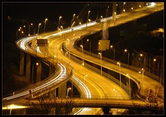 "8"" (JM Andrade) Tags: road street longexposure bridge portugal night long exposure carretera sony 8 ponte estrada second noite rua sec eight coimbra segundo seconds exposio longaexposio viaduto longa h9 acht segundos oito dsch9 ilustrarportugal srieouro"